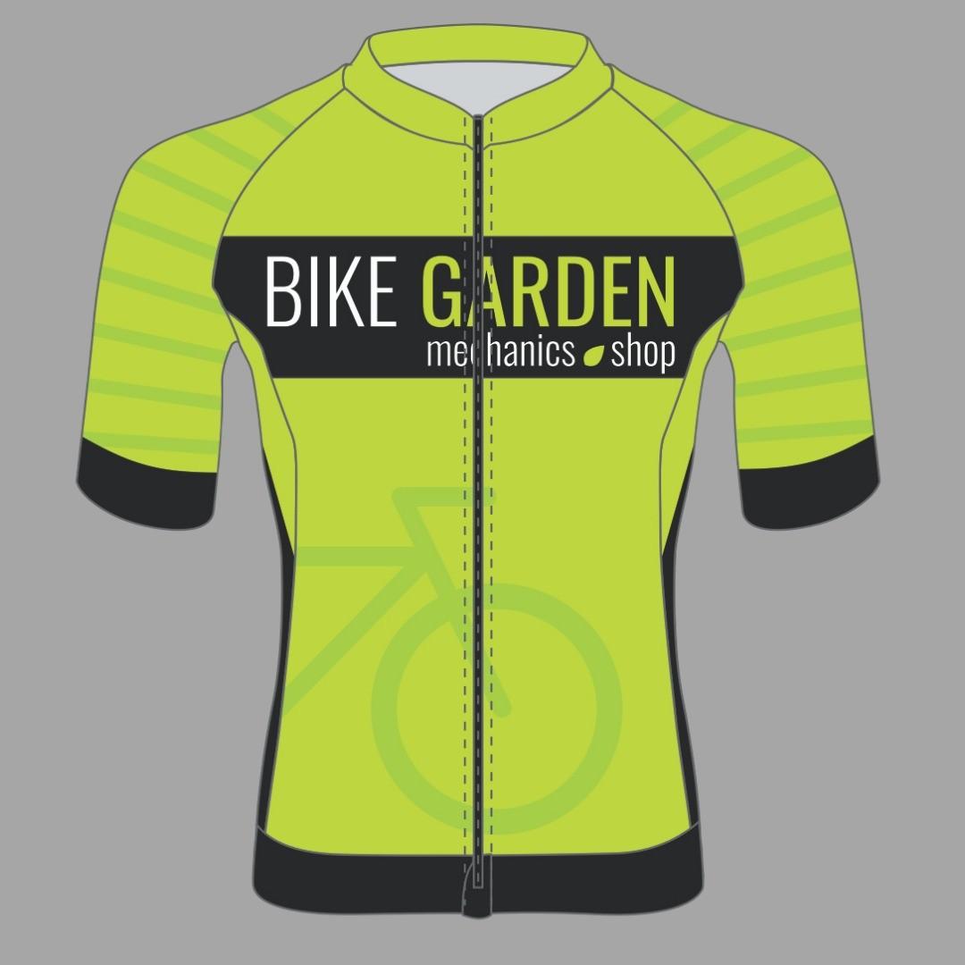 Camiseta Bike Garden Masc. Coleção Verão 2021