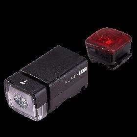 Luz Flash Pack Dianteira e traseira - Combo