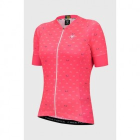 BLUSA FREE FORCE SPORT CYCLES - CORAL