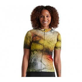 Camisa De Ciclismo Jersey RBX Marbled Feminina Specialized