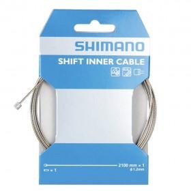Cabo de cambio SHIMANO1.2X2100MM